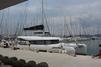 Lagoon 42 for sale in Croatia for €378,000 (£336,024)