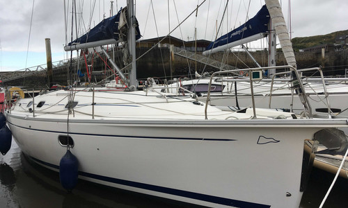 Image of Dufour Yachts Gib Sea 37 for sale in  for €36,000 (£32,879) FLAMANVILLE, ,