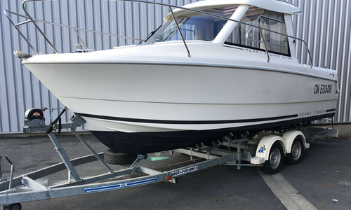 Image of Jeanneau Merry Fisher 645 for sale in  for €26,000 (£23,823) CHERBOURG, ,