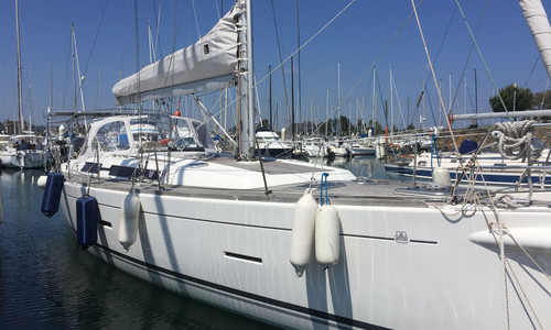 Image of Dufour Yachts 445 Grand Large for sale in  for €195,000 (£179,037) SAINT VAAST LA HOIUGUE, ,