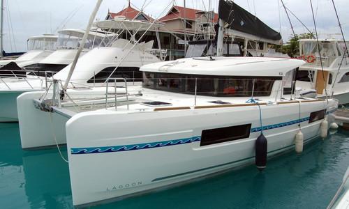 Image of Lagoon 40 for sale in Sierra Leone for €367,000 (£335,163) Victoria, , Sierra Leone