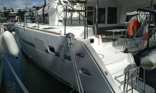 Image of Lagoon 400 S2 for sale in France for €230,000 (£210,825) Le Gosier, France