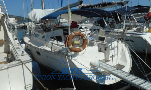 Image of Jeanneau Sun Odyssey 37.2 for sale in Italy for €55,000 (£50,127) Sardegna, Liguria, , Italy