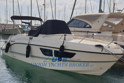 Quicksilver Activ 805 Sundeck for sale in Italy for €57,500 (£52,793)
