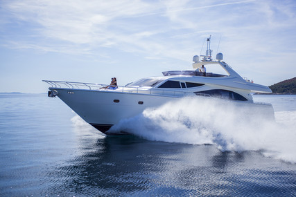 Ferretti 830 for sale in Croatia for €1,749,000 (£1,602,529)