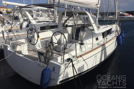 Beneteau Oceanis 38.1 for sale in Italy for €179,000 (£163,140)