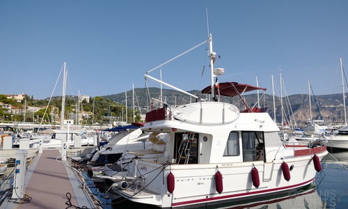 Image of Beneteau Swift Trawler 34 for sale in Italy for €165,000 (£151,493) Provence - Alpes - Côte d'Azur, , Italy