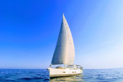 Beneteau Oceanis 55 for sale in France for €390,000 (£355,444)
