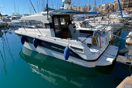 Parker 800 Weekend for sale in France for €68,000 (£62,038)