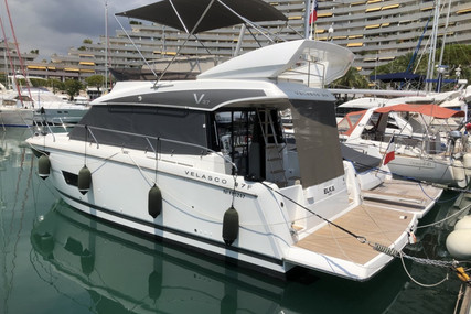 Jeanneau Velasco 37 F for sale in France for €320,000 (£293,400)