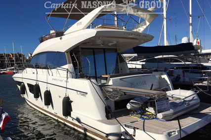 Prestige 500 for sale in France for €675,000 (£616,489)