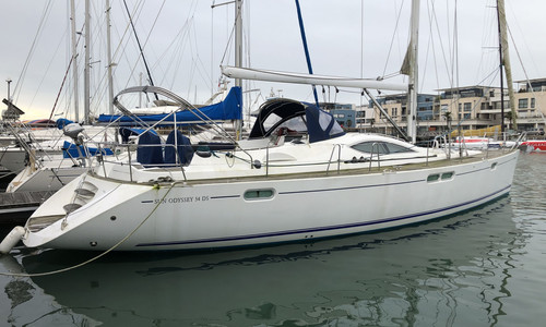 Image of Jeanneau Sun Odyssey 54 DS for sale in France for €175,000 (£159,830) La Rochelle, , France