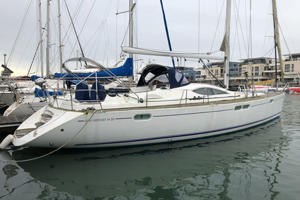 Jeanneau Sun Odyssey 54 DS for sale in France for €175,000 (£160,411)
