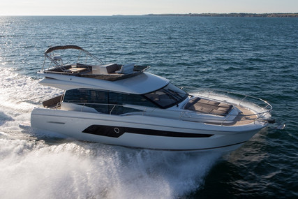 Prestige 520 for sale in France for €842,400 (£773,440)