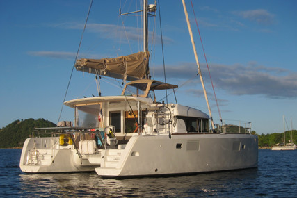 Lagoon 39 for sale in Martinique for €289,500 (£264,466)