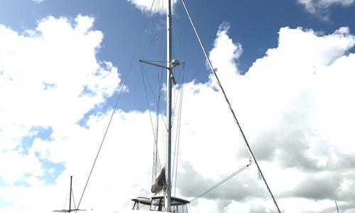 Image of Lagoon 42 for sale in Martinique for €399,000 (£363,646) Le Marin, Martinique