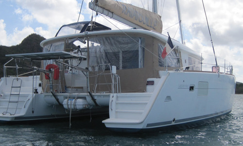 Image of Lagoon 400 for sale in Martinique for €235,000 (£213,313) Le Marin, Le Marin, Martinique