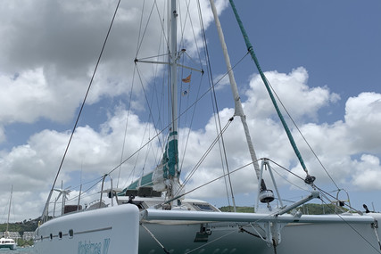 Nautitech 475 for sale in Martinique for €299,500 (£264,639)