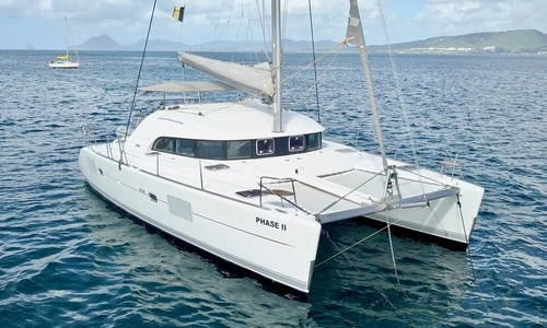 Image of Lagoon 380 for sale in Martinique for €169,000 (£155,165) Le Marin, Martinique