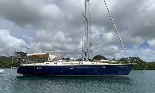 Image of Jeanneau Sun Odyssey 45.1 for sale in Martinique for €79,900 (£72,991) Le Marin, Martinique