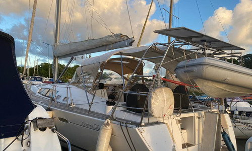 Image of Beneteau Oceanis 50 for sale in Martinique for €164,500 (£151,034) Fort-de-France, Martinique
