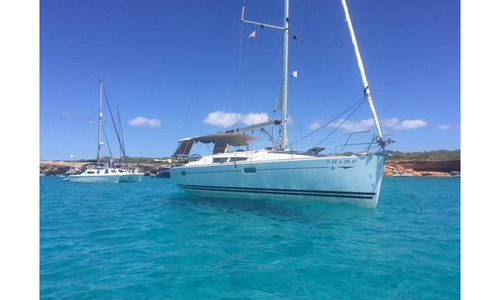 Image of Jeanneau Sun Odyssey 39i for sale in Spain for €95,000 (£86,582) Dénia, Alicante, , Spain