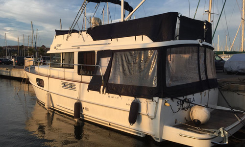 Image of Beneteau Swift Trawler 44 for sale in Spain for €289,500 (£265,801) Valencia, , Spain