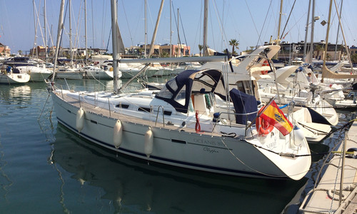 Image of Beneteau Oceanis 393 Clipper for sale in Spain for €86,500 (£78,943) Denia, , Spain