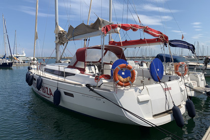 Jeanneau Sun Odyssey 509 for sale in Spain for €150,000 (£137,438)