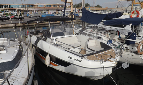Image of Beneteau Flyer 8.8 Sundeck for sale in Spain for €89,000 (£81,714) Valencia, , Spain