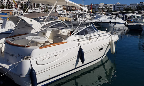 Image of Jeanneau Leader 805 for sale in Spain for €35,000 (£32,082) Valencia, , Spain