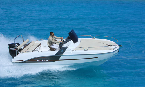 Image of Beneteau Flyer 6.6 Sundeck for sale in Spain for €52,600 (£48,037) Dénia, Alicante, , Spain