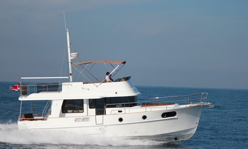 Image of Beneteau Swift Trawler 44 for sale in Spain for €292,000 (£267,917) Dénia, , Spain
