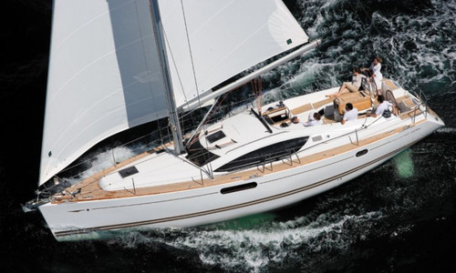 Image of Jeanneau Sun Odyssey 45 DS for sale in Spain for €175,000 (£159,494) Real Club Nautico de Valencia, Spain