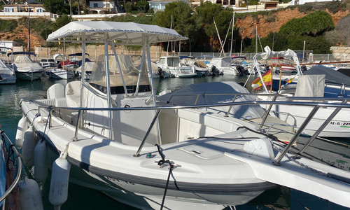 Image of Boston Whaler 23 WA for sale in Spain for €29,000 (£26,626) Alicante (Alacant), Spain