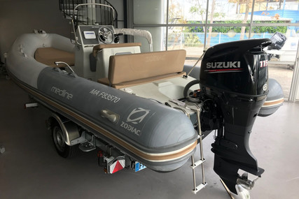 Zodiac MEDLINE 580 for sale in France for €37,900 (£34,740)
