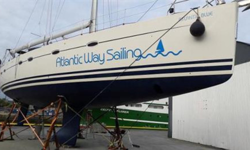Image of Hanse 531 for sale in Ireland for €148,000 (£135,794) Ireland