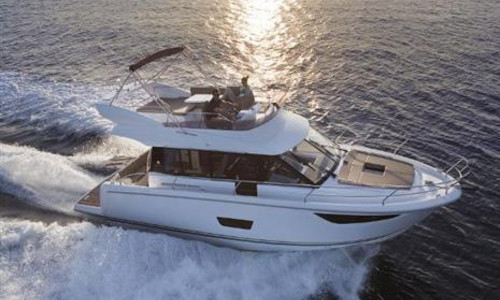 Image of Jeanneau Velasco 37 F for sale in  for €395,000 (£362,665) ,,