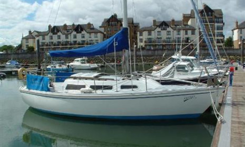 Image of Jaguar 27 for sale in Ireland for €9,950 (£9,078) Malahide Marina Dublin, Malahide Marina Dublin, , Ireland