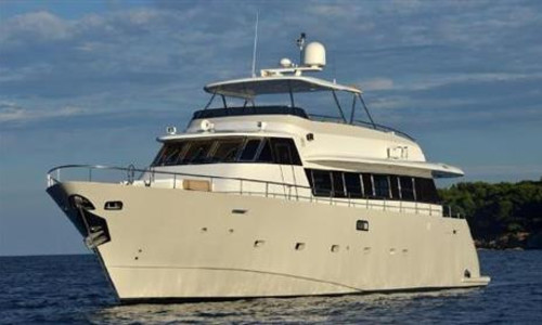 Image of Mondo Marine 24 NAVETTA for sale in  for €965,000 (£884,550) Sardinia, ,