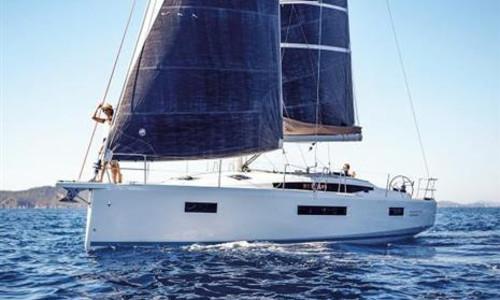 Image of Jeanneau Sun Odyssey 410 for sale in Ireland for €299,000 (£272,877) Leinster, Dublin, , Ireland