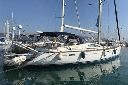 Jeanneau Sun Odyssey 54 DS for sale in Greece for £225,000