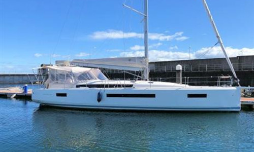 Image of Jeanneau Sun Odyssey 490 for sale in  for €349,000 (£319,990) Leinster, Dublin,