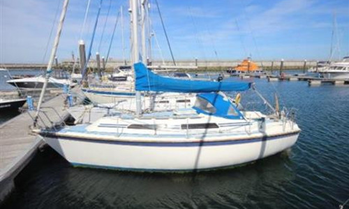 Image of Westerly Marine 29 MERLIN for sale in Ireland for €14,500 (£13,233) Malahide Marina, Malahide Marina, , Ireland
