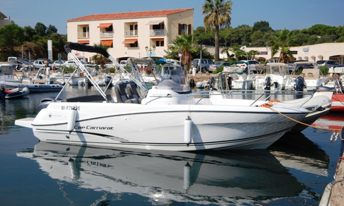 Image of Jeanneau CAP CAMARAT 6.5 CC Série 2 for sale in France for €34,000 (£31,165) LUMIO, , France