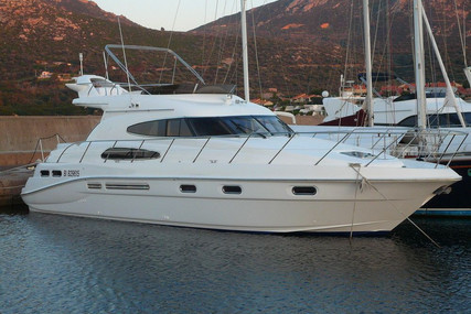 Sealine T46 for sale in France for €145,000 (£132,912)