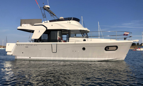 Image of Beneteau Swift Trawler 35 for sale in France for €279,000 (£255,740) LORIENT, , France
