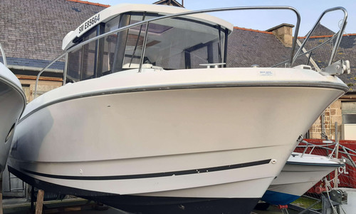 Image of Jeanneau Merry Fisher 755 Marlin for sale in France for €35,500 (£32,423) SAINT-MALO, , France