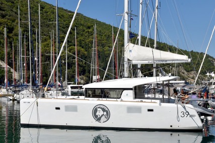 Lagoon 39 for sale in Croatia for €285,000 (£260,295)