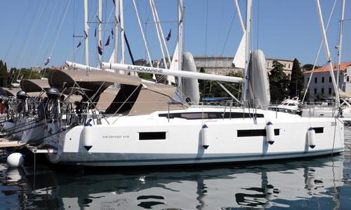 Image of Jeanneau Sun Odyssey 410 for sale in Croatia for €169,000 (£154,351) Pula, , Croatia